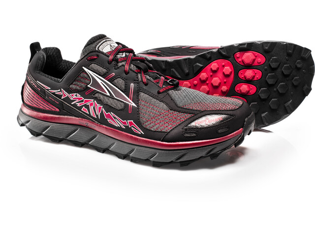 Altra Lone Peak 3.5 - Chaussures running Homme - rouge